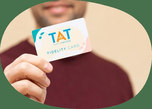 Fidelity Card TAT