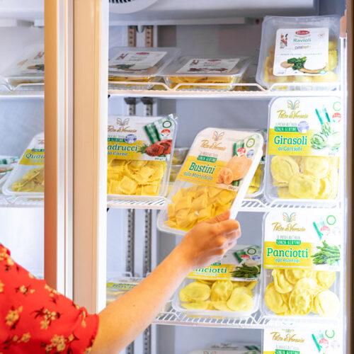 Alimenti per celiaci - pasta fresca senza glutine
